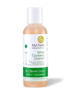 mychellewhitecranberrycleanser