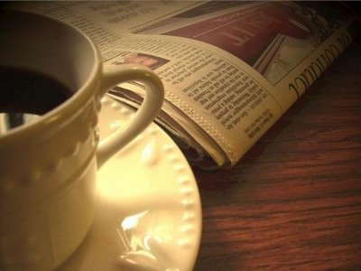 sunday-paper-coffee-cup