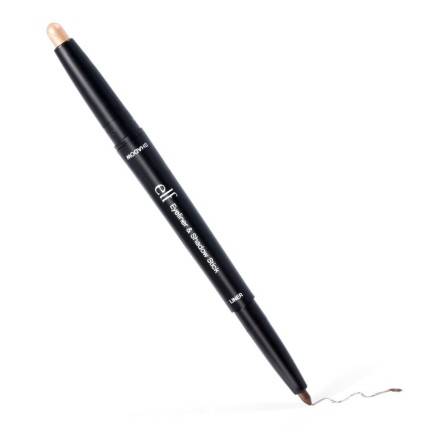 e.l.f. Studio Eyeliner & Shadow Stick in Brown:Basic Review
