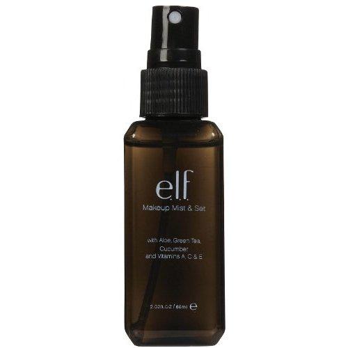 ELF Studio Makeup MIst and Set Review