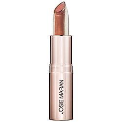 Josie Maran Argan Love Your Lips Hydrating Lipstick Happy Honey Review