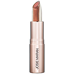 Josie Maran Argan Love Your Lips Hydrating Lipstick Happy Honey Review