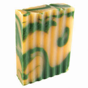 Zum Bar Goat's Milk Soap, Lemongrass