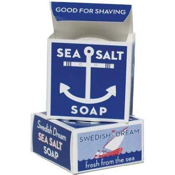 Swedish Dream Sea Salt Soap Review