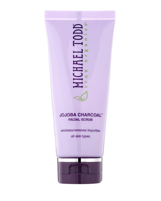 Michael Todd Jojoba Charcoal Facial Scrub Review