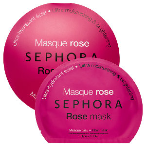 SEPHORA COLLECTION Rose mask - Moisturizing & brightening Review